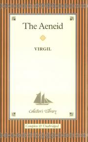 Cover of: The Aeneid