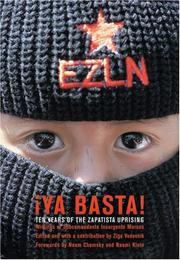 Cover of: Ya Basta! Ten Years of the Zapatista Uprising
