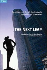 Cover of: The Next Leap