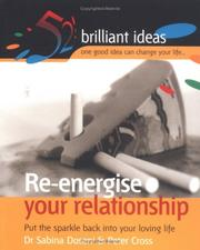 Cover of: Re-energise Your Relationship (52 Brilliant Ideas)