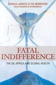 Cover of: Fatal Indifference