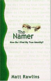 Cover of: The Namer