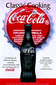 Cover of: Classic Cooking With Coca-Cola