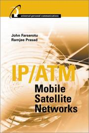 Cover of: IP/ATM Mobile Satellite Networks