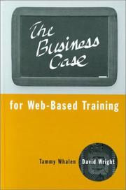 Cover of: The Business Case for Web-Based Training