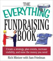 Cover of: The Everything Fundraising Book