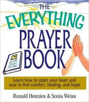 Cover of: The Everything Prayer Book