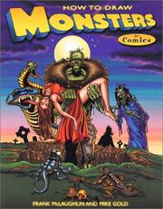 Cover of: How to Draw Monsters for Comics