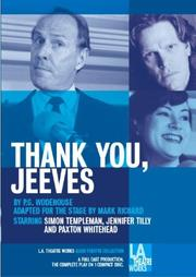Cover of: Thank you, Jeeves