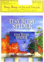 Cover of: Itsy Bitsy Spider (Sing Along with Iza and Friends and Read Along with Page-Tur)