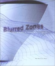 Cover of: Blurred Zones: Investigations of the Interstitial