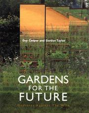 Cover of: Gardens for the Future