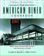 Cover of: The American Diner Cookbook