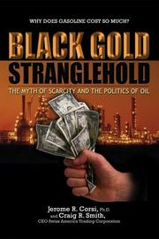 Cover of: Black Gold Stranglehold