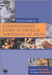 Cover of: Comprehensive Guide to Drugs and Substances of Abuse