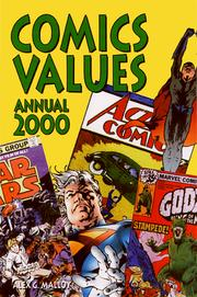 Cover of: Comics Values Annual 2000