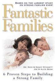 Cover of: Fantastic Families