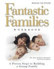 Cover of: Fantastic Families Work Book