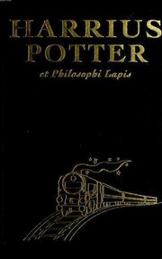 Cover of: Harrius Potter et Philosophi Lapis