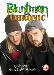 Cover of: Bluntman & Chronic