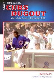 Cover of: More Tales from the Cubs Dugout