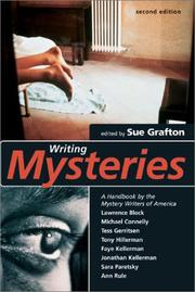Cover of: Writing mysteries