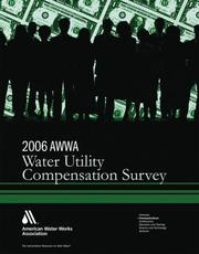Cover of: 2006 Water Utility Compensation Survey