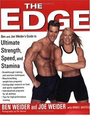 Cover of: The Edge