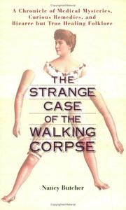 Cover of: The Strange Case of the Walking Corpse