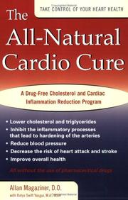 Cover of: All Natural Cardio Cure