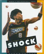Cover of: The History of the Detroit Shock (Women's Pro Basketball Today)