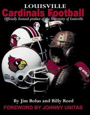Cover of: Louisville Cardinals Football