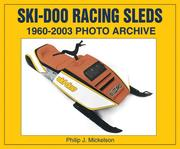 Cover of: Ski-doo Racing Sleds