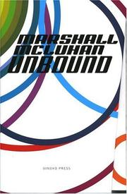 Cover of: Marshall Mcluhan-Unbound