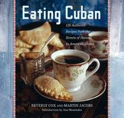 Cover of: Eating Cuban