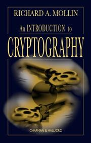 Cover of: An Introduction to Cryptography (Discrete Mathematical & Applications)