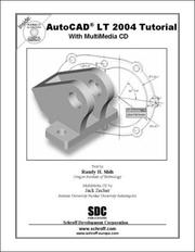 Cover of: AutoCAD LT 2004 Tutorial with MultiMedia CD