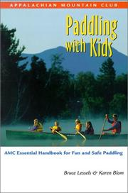 Cover of: Paddling with Kids