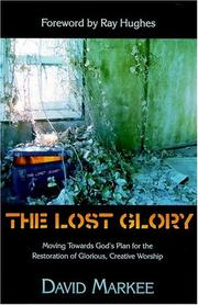 Cover of: The Lost Glory