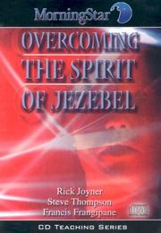 Cover of: Overcoming the Spirit of Jezebel