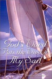 Cover of: God's Word Puts the Wind in My Sail