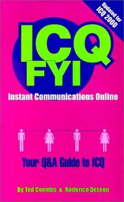 Cover of: ICQ FYI