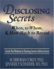 Cover of: Disclosing Secrets