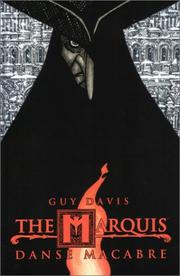 Cover of: The Marquis: Danse Macabre