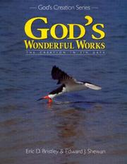 Cover of: God's Wonderful Works (69525)