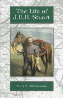 Cover of: The Life of J.E.B. Stuart
