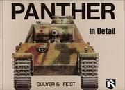 Cover of: Panther in Detail