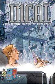 "Cover of: John Difool, Class ""R"" Detective (The Incal, Book 2)"