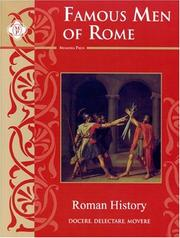 Cover of: Famous Men of Rome