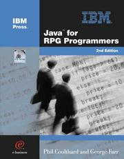 Cover of: Java for RPG Programmers, 2nd Edition